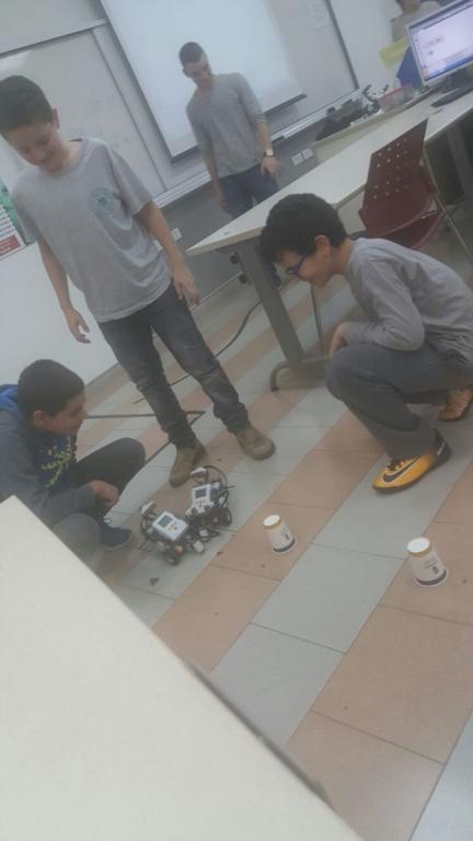 מצויינות טכניון רובוטיקה